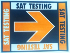 SAT, AGU, Abdullah Gül University, Test Center, exam