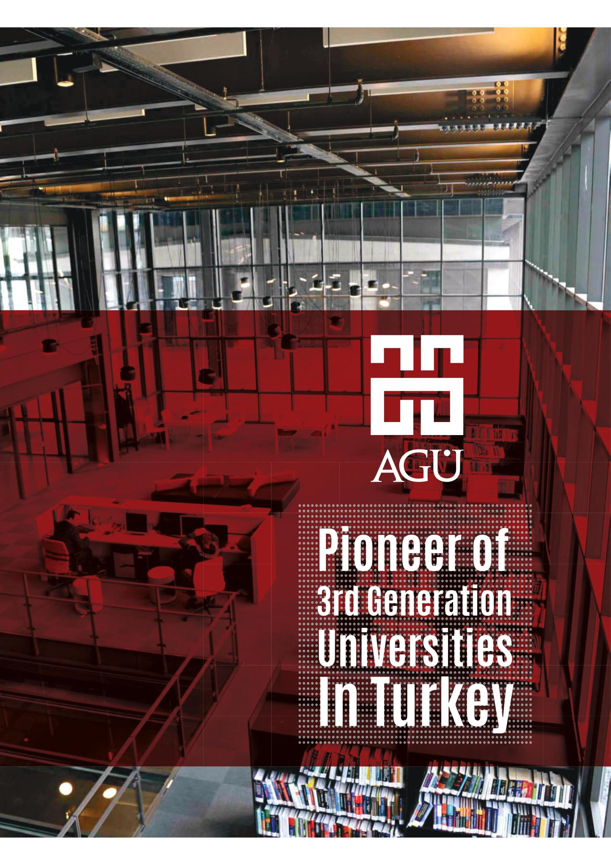 AGU, Abdullah Gül University, Pioneer, Third Generation, State University, Turkey, Informationa, Institutional, Presentation