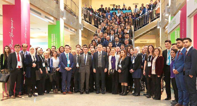 EURIE, Eurasian Summit Higher Education, family photo, participants, international, Istanbul, 2016, Haliç