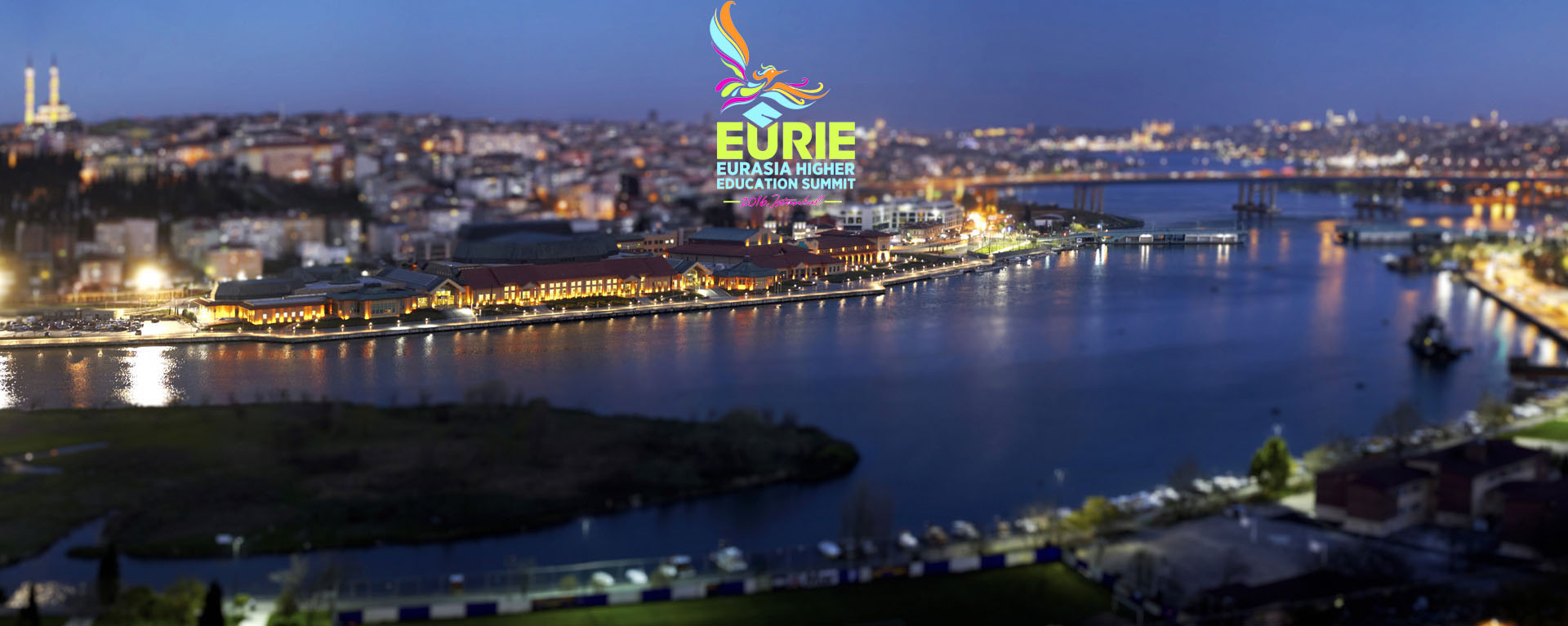 EURIE, Abdullah Gül University, Discovering New Horizons, 2016, Eurasia, Higher Education, Summit, Conference, Expo, Istanbul, February, 2016, Haliç Congress Center, Partnerships, universities, Study in Turkey, booth, Pavilion, network, internationalization