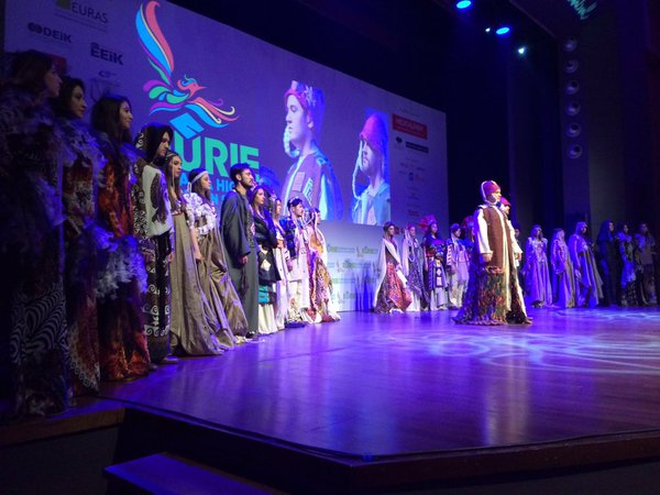 EURIE, Opening Ceremony, Fashion Show, Anatolia, traditional