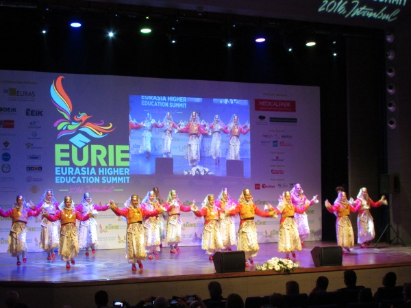 EURIE, Opening Ceremony, traditional, dance, Zeybek, folkloric
