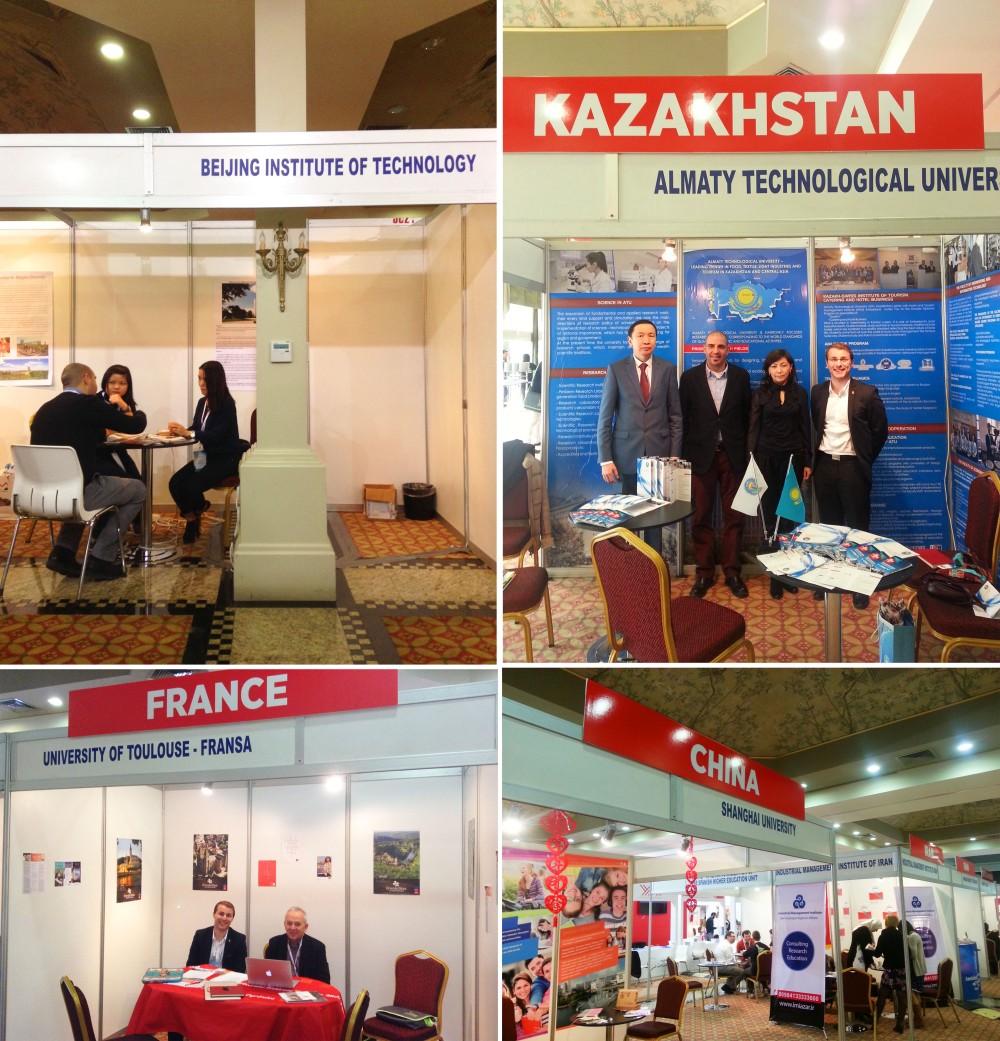 Abdullah Gül University, AGU, International Office, Meeting, Partnerships, Agreements, Erasmus, EURIE