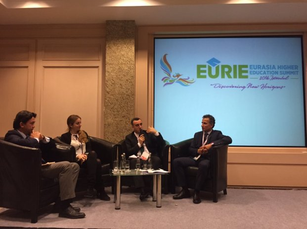 EURIE, Eurasian, Higher Education SUmmit, Panel, Seminar, Roundtable, sessions, speakers, international, university