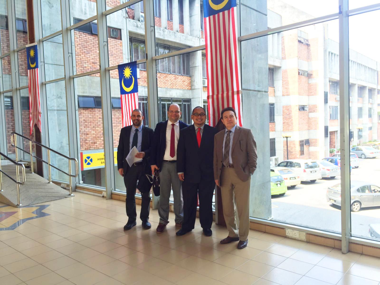 AGU, Abdullah Gül University, visit, trip, Malaysia, Partner, Universities, Rector, Internationalization
