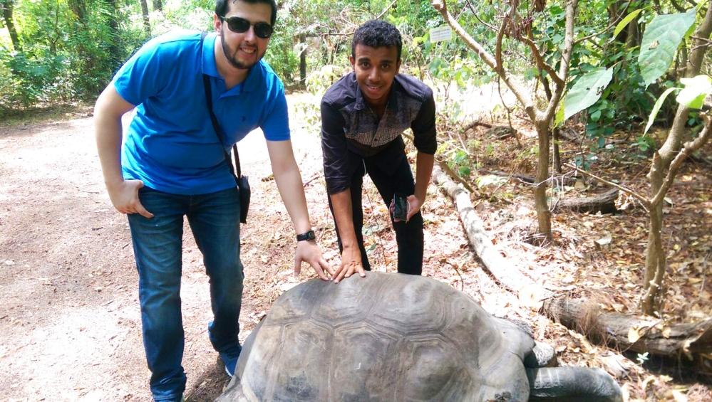 Abdullah Gül University, AGU, Student, Welcome, Kenya, Mombasa, Haller Park