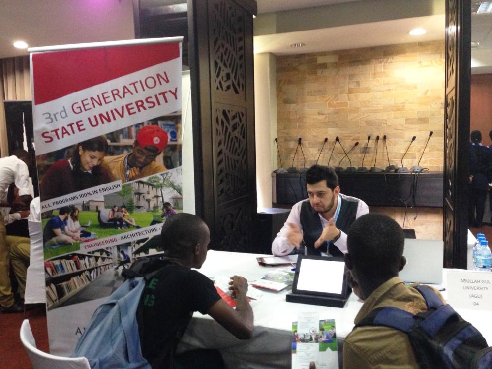 Abdullah Gül University, AGU, Third Generation, State University, All Programs, 100%, English, Engineering, Architecture, Business, Brochure, Apply, Study in Turkey