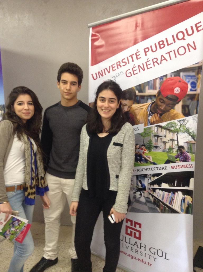 Abdullah Gül University, AGU, Université publiquei Troisieme Génération, International, Studentsi Apply, Casablanca