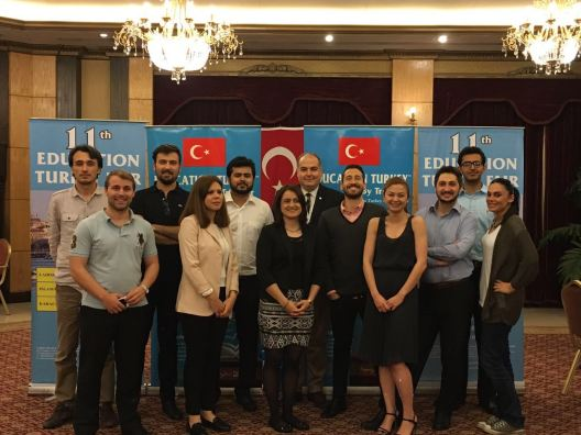 Abdullah Gül University, Tri-Star Education Turkey Fair, 11th Edition, Lahore, Islamabad, Karachi, Study in Turkey