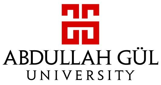 Abdullah Gül University, AGU, logo