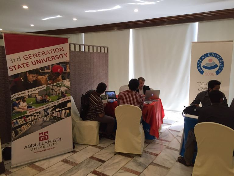 Abdullah Gül University, AGU, Turkey, international, student, recruitment, fair, applications, English, programs, Engineering, Architecture, Business, graduate, undergraduate