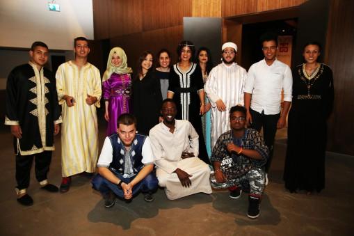 AGU, Abdullah Gül University, Intercultural Series, Morocco, International Students, International Student Club