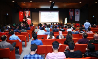 Abdullah Gül University, AGU, Morocco, AGU Intercultural Series, event, international students