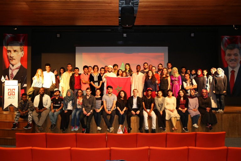 Abdullah Gül University, AGU, International, students, office, club, community, Morocco, event, fun, together, discover