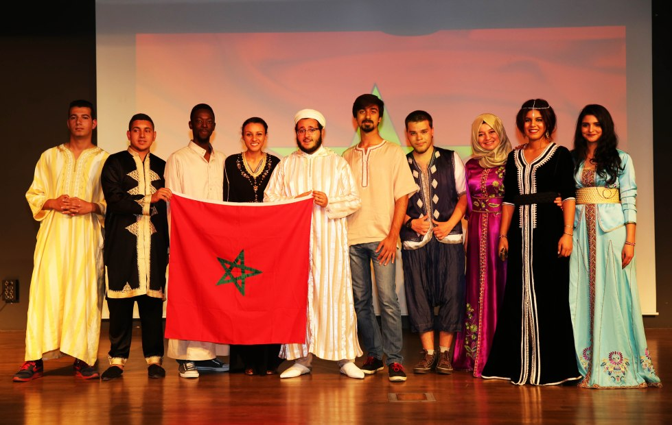 Abdullah Gül University, AGU, International students, Morocco, Intercultural