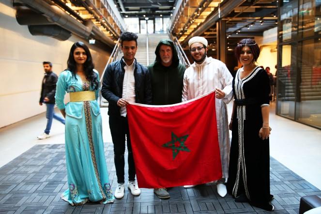 Abdullah Gül Unversity, AGU, International, Student, Morocco, Fas, Study in Turkey, Moroccan students