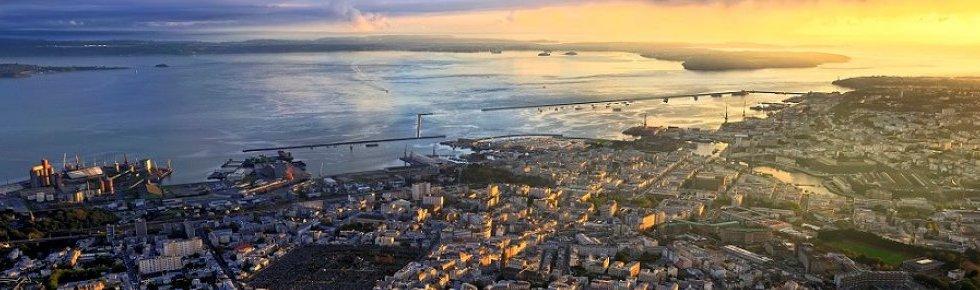 Brest, Brittany, France,
