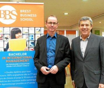 Abdullah Gül University, Brest Business School, Collaboration