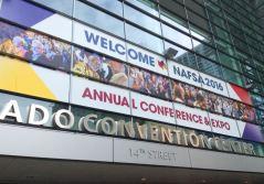 NAFSA, 2016, Annual Conference and Expo, USA, Denver, Colorado, Abdullah Gül University