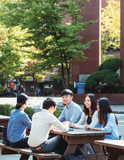 Catholic University Korea, Abdullah Gül University, campus, student, life, on-campus activities