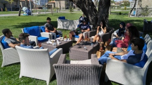 Abdullah Gül University, AGU, International STudents, dorms