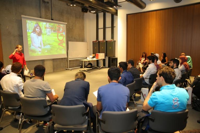 Abdullah Gül University, AGU, Welcome to AGU, Orientation, International, Students, Third Generation University, State University, All programs 100% in English
