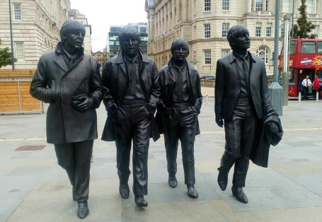 Liverpool, Beatles, Hometown, EAIE, Conference, AGU