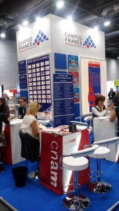 EAIE, 2016, Liverpool, Study in France, Campus France