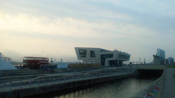 Liverpool, dock, EAIE, Abdullah Gül University