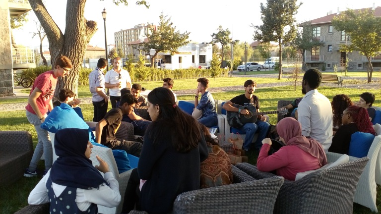 Abdullah Gül University, AGU, Dorms, Accommodation, ON-campus, Student Village, Green Campus, International Students