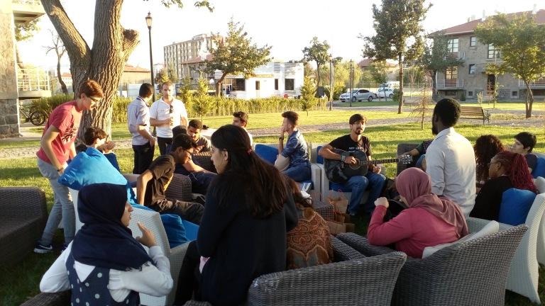 Abdullah Gül University, AGU, Dorms, Accommodation, ON-campus, Student Village, Green Campus, International Students
