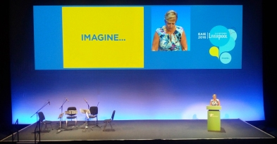 EAIE, Imagine, 2016, Liverpool