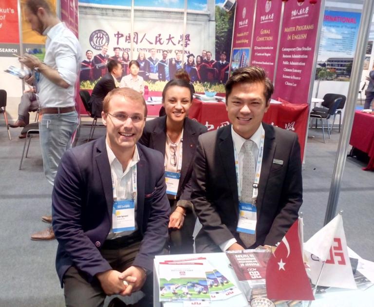 Abdullah Gül University, AGU, International, Partnership, student, staff exchange, University of Ulsan