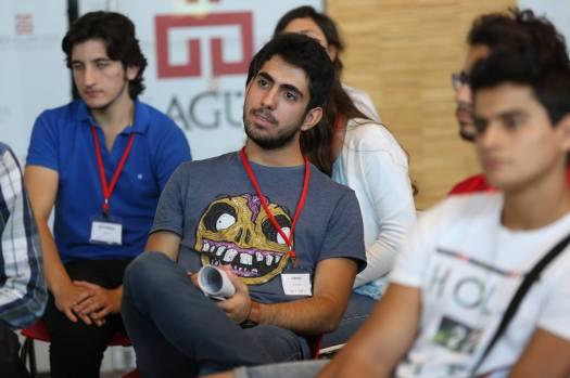 AGU, Abdullah Gül University, Agu Ways, course, students, third generation, class