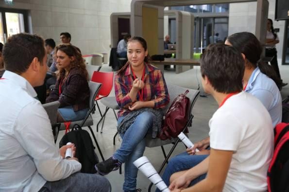 AGU, Abdullah Gül University, Core Curriculum, class, group discussion, international students