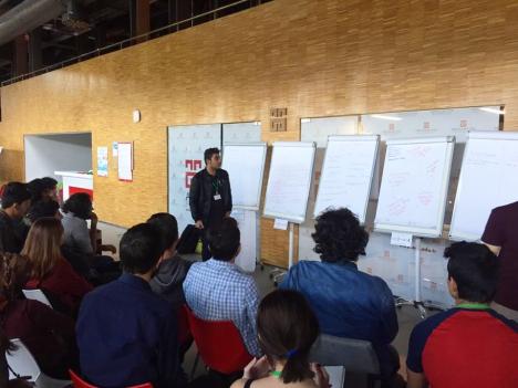 Abdullah Gül University, AGU, students, international, classroom, global challenges