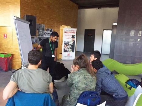 AGU Ways class, Abdullah Gül University