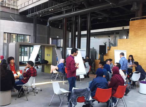 Abdullah Gül University, AGU, students, group, teamwork, core curriculum
