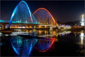 Daejeon, South korea,, Expo Bridge