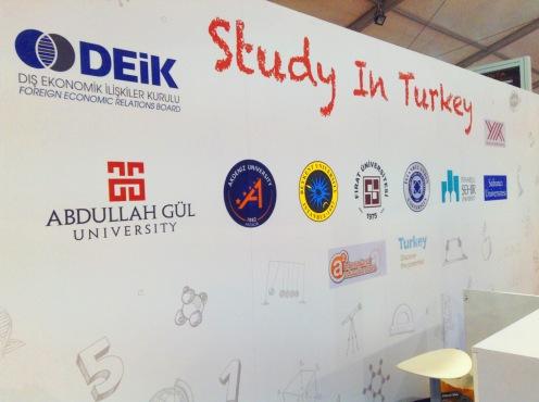 FICCI, Study in Turkey, Abdullah Gül University