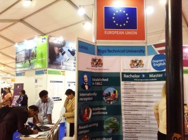 FICCI, India, 2016, European Union, booth
