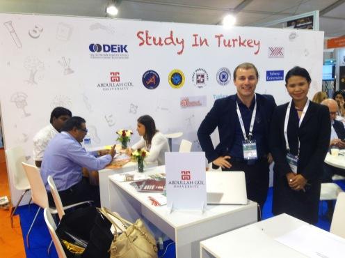 Abdullah Gül University, AGU, Study in Turkey, Universitas Indonesia