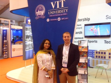 Abdullah Gül University, VIT, India, international partnership, opportunities