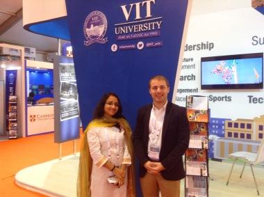Abdullah Gül University, VIT, India, international partnership, opportunities