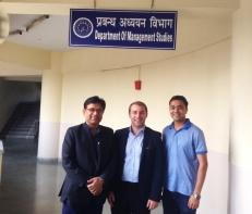 New DElhi, IITD, New Delhi, Ravi Shankar, Department of Management Studies, Emeric Abrignani, Abdullah Gül University, Turkey