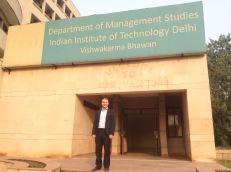 IITD, Department f Management Studies, Indian Institute of Technology