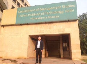 IITD, Department f Management Studies, Indian Institute of Technology