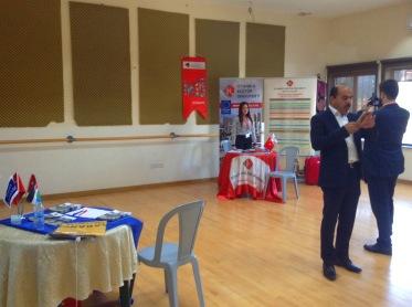 Bridge, International, Turkish Exhibition, Student, Recruitment, Jordan, Amman