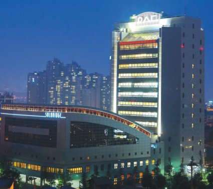 SolBridge International School of Business, Woosong Educational Foundation, South korea, Daejeon