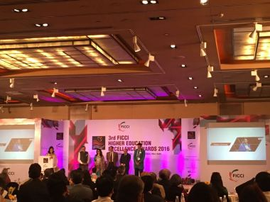 FICCI, Higher Education, Excellence Awards, 2016